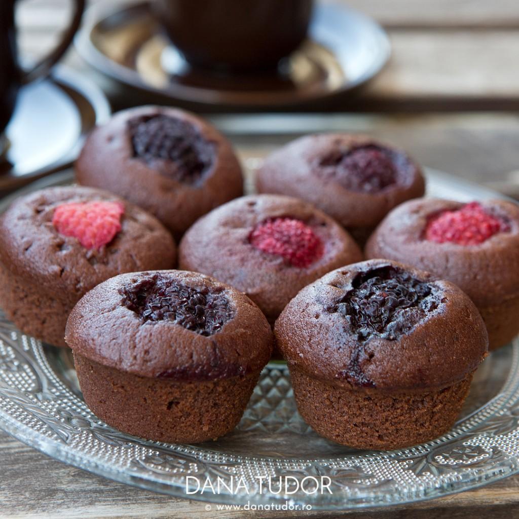 Muffins - reteta de baza