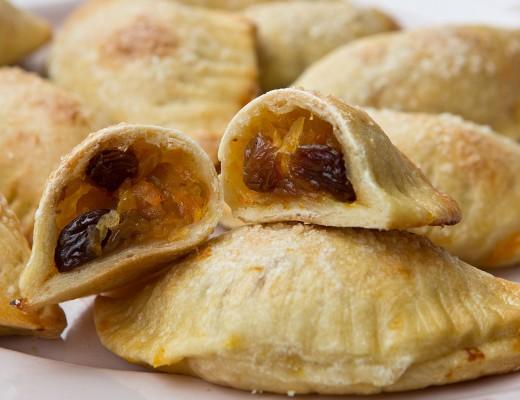 Kolokotes - Cyprus Pumpkin Pies