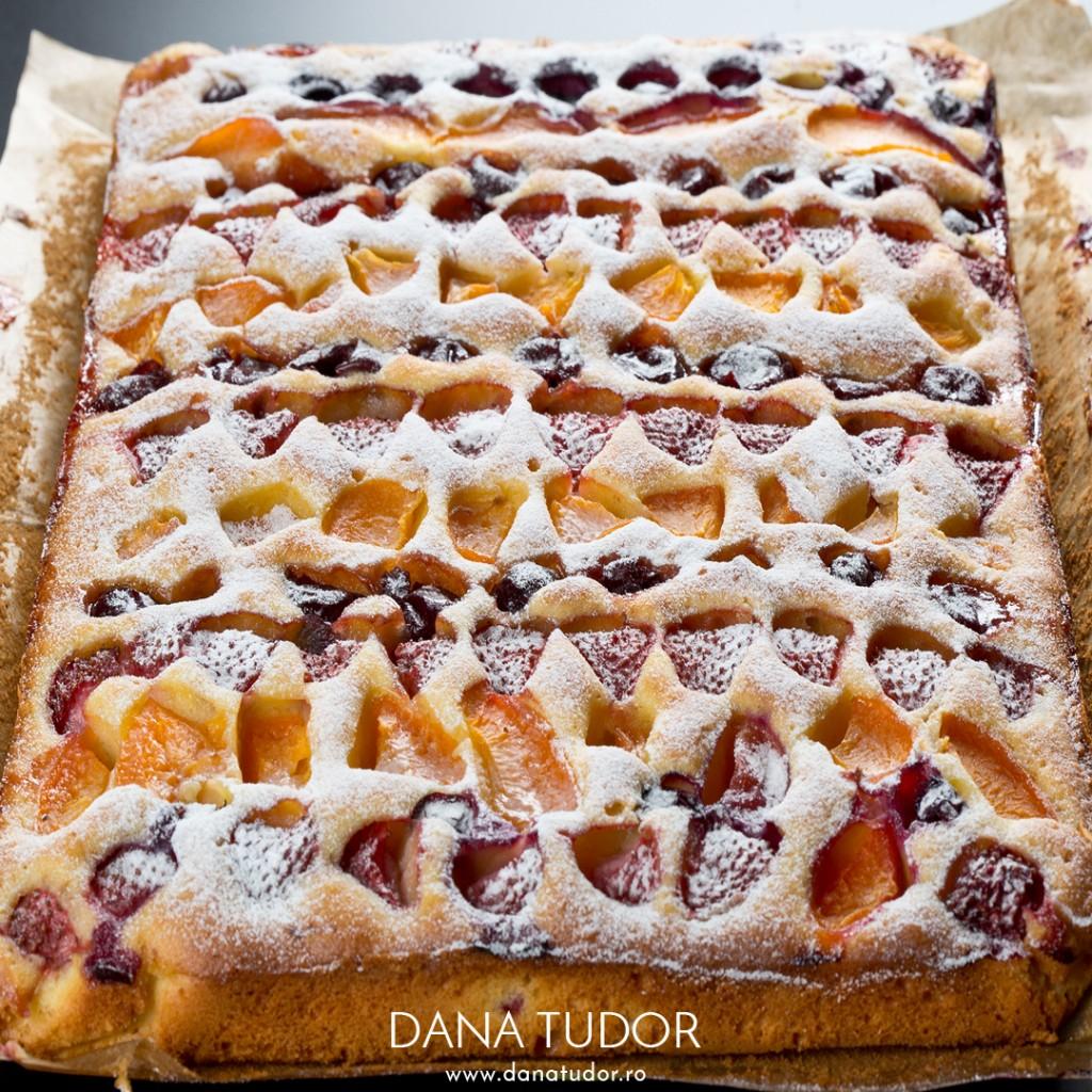 Prajitura Tutti Frutti