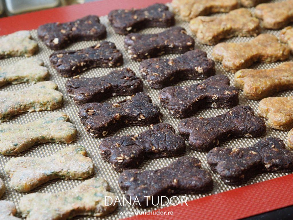 Biscuiti cu pudra de roscove