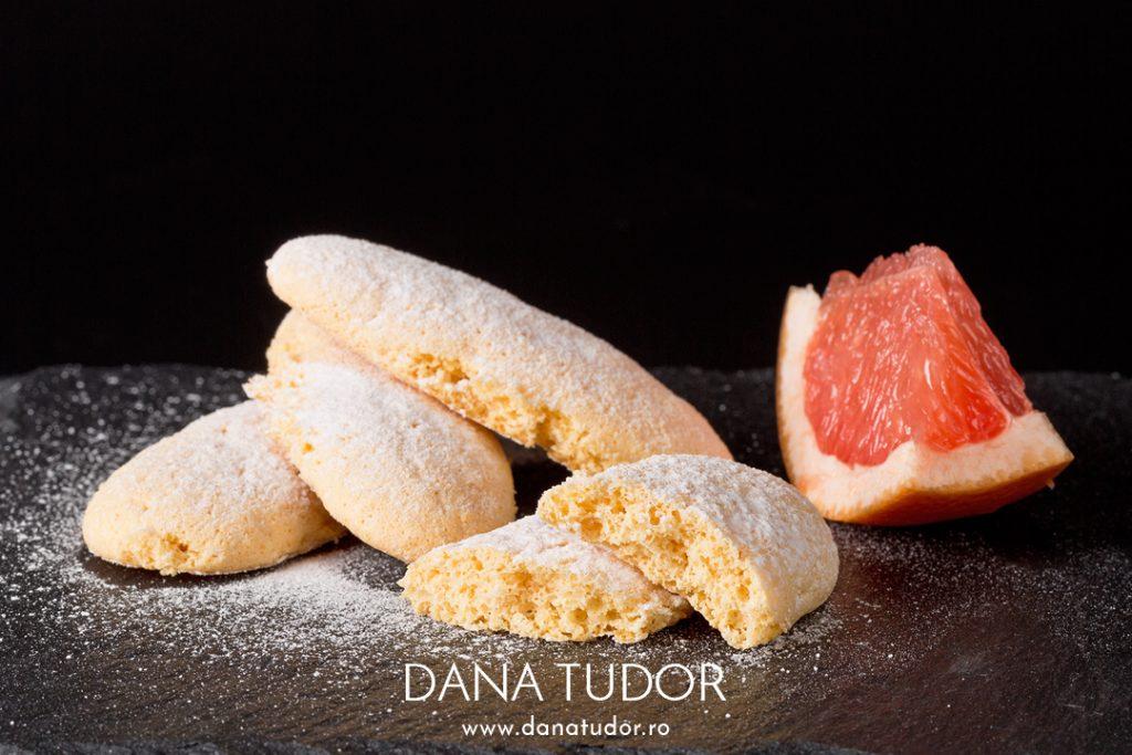 Piscoturi cu aroma de grepfruit